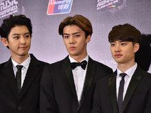 EXO,EXO照片,男团,韩国EXO,韩国男团,欧巴,帅气,美男,