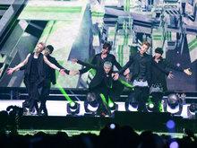EXO演唱会EXO,EXO照片,男团,韩国EXO,韩国男团,欧巴,帅气,