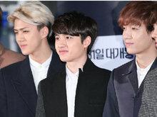 EXO,EXO照片,男团,韩国EXO,韩国男团,欧巴,帅气,爱豆,都暻秀,吴世勋,