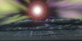 艺术家描绘地球末日景象:冰冻的自由女神