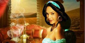 名人版迪士尼公主,你最爱哪个?