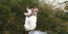 终身难忘的超恶搞婚礼瞬间