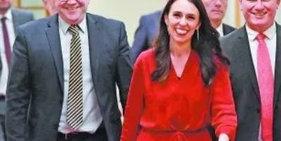 这个蹦迪叛逆的80后摄影,是新西兰总理