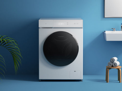 兼顾时尚与全能的实力派 米家互联网洗烘一体机10kg版图赏
