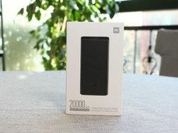 售价199元 小米移动电源3 20000mAh高配版图赏