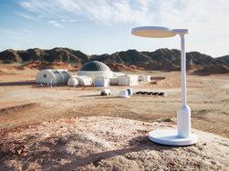 �c亮火星探索之旅  海��LED智能�o眼�_��Q18�D�p