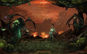 《星际争霸2:虫群之心》最新游戏截图