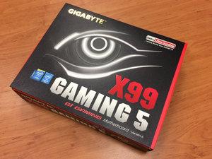神秘武器终出鞘 技嘉X99 Gaming 5主板谍报图赏