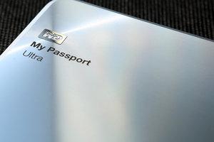 西部数据My Passport十周年金属纪念版图解