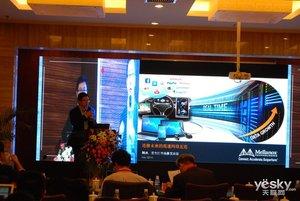 Mellanox:面向未来计算的高速网络创新