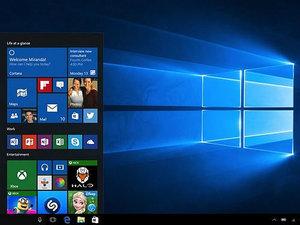 图集:Windows 10壁纸Windows Hero拍摄与制作过程