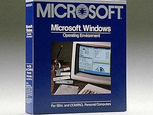 微软Windows操作系统历届版本包装盒设计回顾