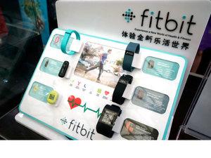 刷爆今夏纪录 Fitbit智能手环乐活ChinaJoy