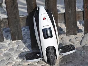 方便快捷的出行方案 快轮EVA智能平衡车图赏