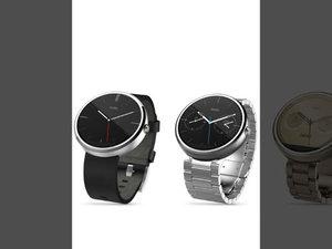 联想Moto360:戴在手腕的时尚
