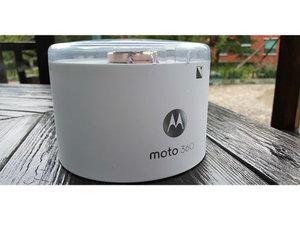 尊贵时尚 Moto 360第二代玫瑰金版开箱图赏