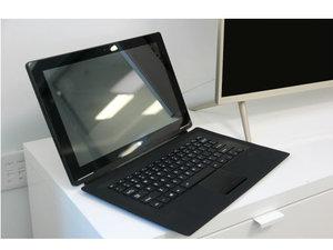 自带支架极具便携 神舟PCpad Plus图赏