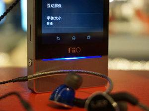 打造全新使用体验 飞傲X7无损音频播放器图评
