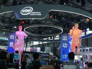 趣味黑科技 小编带你走进CES Asia Intel展台
