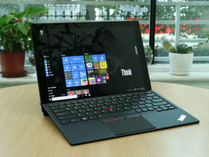 经典商务范 联想Thinkpad X1 Tablet高清图评