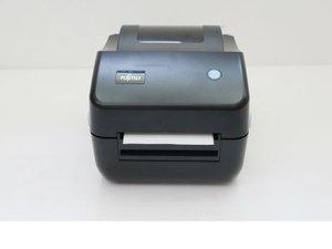 富士通电子面单打印机LPK-888T图赏