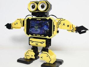 教育急先锋!捍地教育机器人开箱图集
