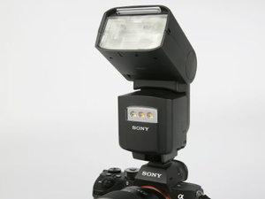 微单最强搭档 索尼HVL-F60RM闪光灯图赏