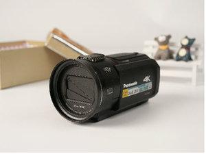 轻便家用机 松下HC-VX1便携摄像机