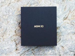 见证户外三防机的实力 AGM X3开箱图赏