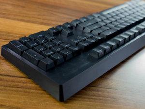 雷柏V708键盘开箱图赏:三种模式随心切换