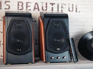 超越新一代的经典 惠威M200音箱开箱图赏