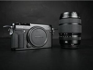 可随身携带的中画幅相机 富士GFX 50R图赏