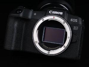 轻量级全画幅专微 佳能EOS RP开箱