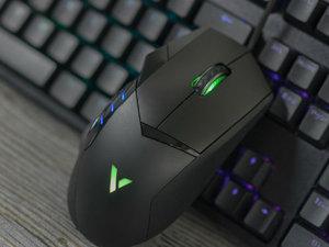 雷柏VT300S电竞游戏鼠标图赏:资深玩家必选