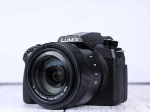 高性能桥式相机 松下LUMIX FZ1000 II图赏