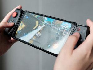 手游硬件的最高待遇 红魔3电竞游戏套装图赏