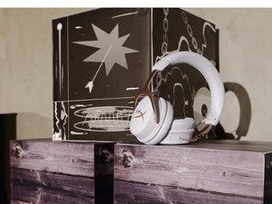 HyperX Cloud Mix Rose Gold天际玫瑰金版蓝牙游戏耳机图赏