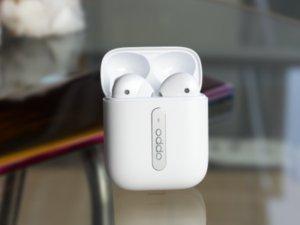 为智能手机而生 OPPO Enco Free真无线耳机图集
