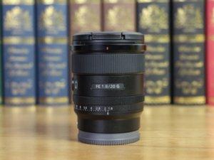 索尼FE 20mm F1.8 G最广定焦开箱图赏