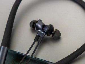 雷柏XS100运动蓝牙耳机开箱图赏