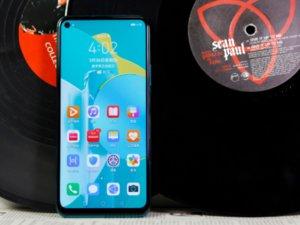 3D蝶羽光效如梦如幻 荣耀30S 5G手机图赏