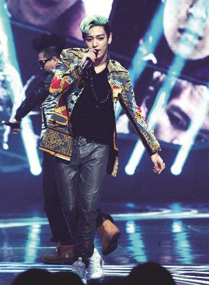 BIGBANG演唱��狂�jRap �u�L狂�g引爆全城-
