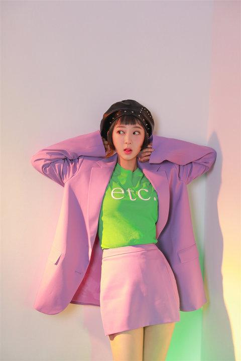 韩国女子组合EXID高清写真 少女魅力不可挡12