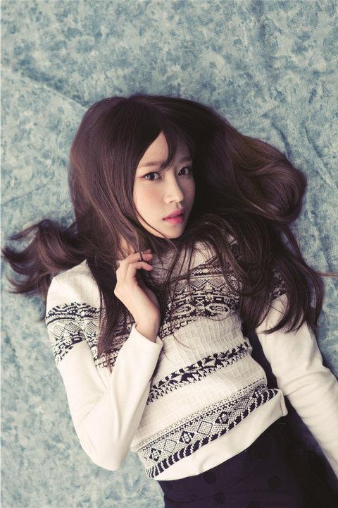 韩国女子组合EXID高清写真 少女魅力不可挡6