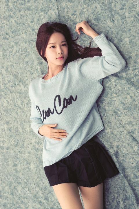 韩国女子组合EXID高清写真 少女魅力不可挡7