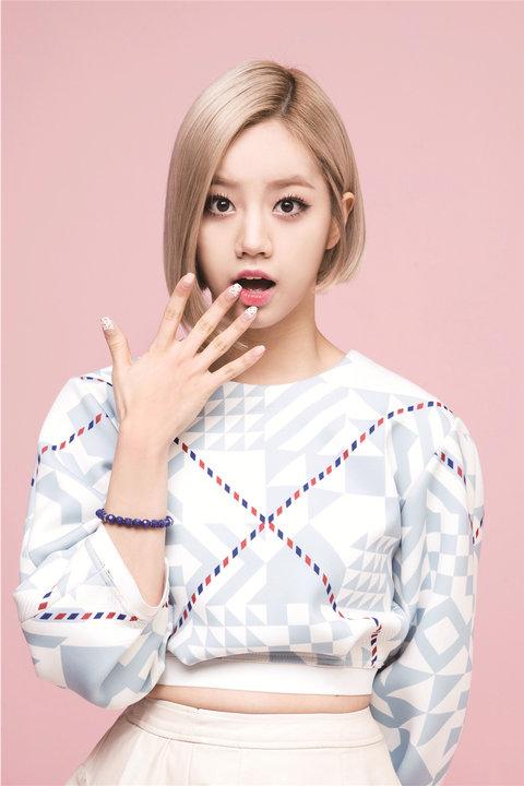 女团Girl's Day高清写真 变身时尚美少女6