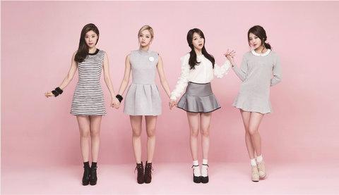 女团Girl's Day高清写真 变身时尚美少女8