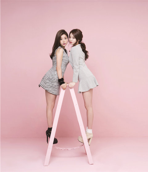 女团Girl's Day高清写真 变身时尚美少女9