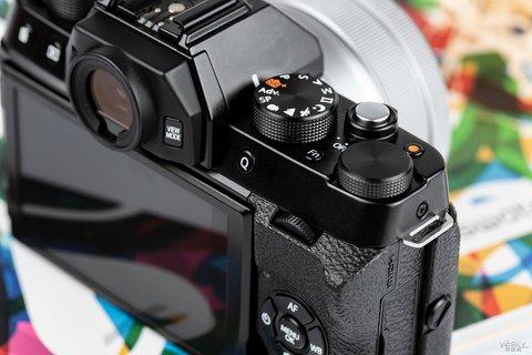 三向翻折时尚一拍 富士X-T100时尚无反相机图赏11