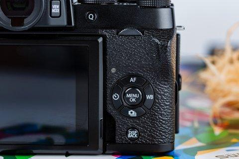 三向翻折时尚一拍 富士X-T100时尚无反相机图赏12